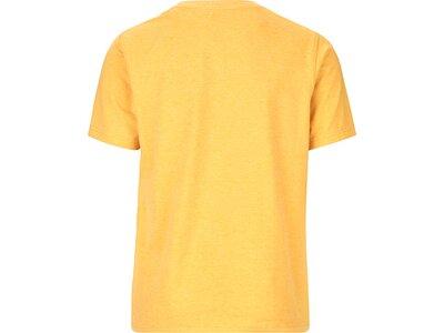 KILLTEC Kinder T-Shirt Adairo Jr Gelb