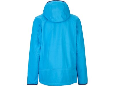 KILLTEC Kinder Softshelljacke Nastaso Jr Blau
