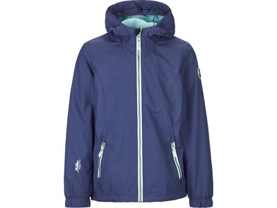 KILLTEC Kinder Funktionsjacke Hadrea Jr Blau