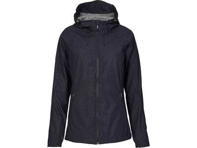 KILLTEC Damen Softshelljacke Nolana Embossed Schwarz