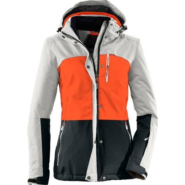 Killtec Damen Funktionsjacke mit abzippbarer Kapuze und Schneefang