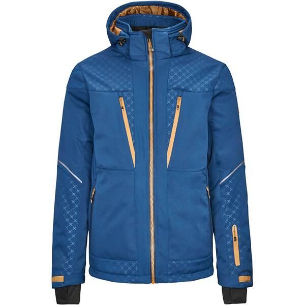Killtec  3-Lagen Jacke mit abzippbarer Kapuze und Schneefang