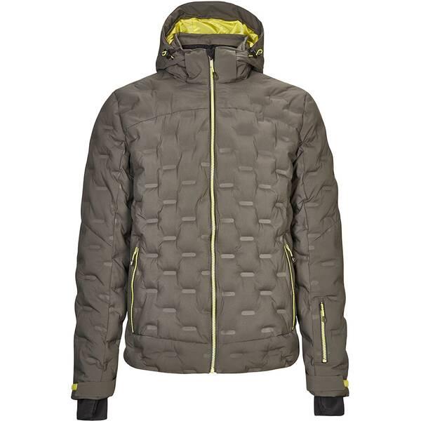 Killtec  Jacke in Daunenoptik mit abzippbarer Kapuze und Schneefang