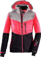 Killtec Mädchen Funktionsjacke mit Kapuze und Schneefang