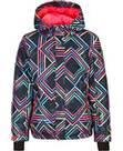 Vorschau: Killtec Mädchen Funktionsjacke mit Kapuze und Schneefang