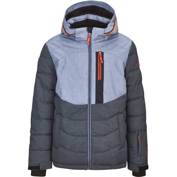 Killtec Jungs Funktionsjacke mit abzippbarer Kapuze und Schneefang