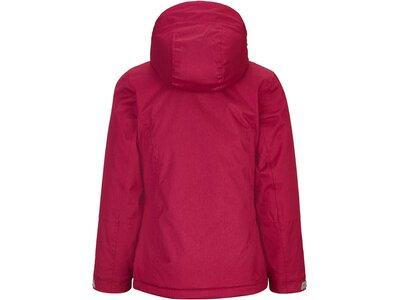 Killtec Mädchen Funktionsjacke mit Kapuze Rot