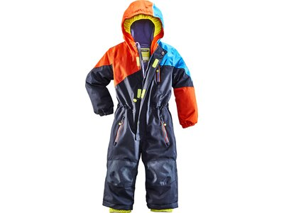 KILLTEC Kinder Overall Kesley Mini Braun