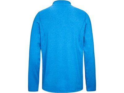 Killtec Funktionsshirt mit Stehkragen und Reißverschluss Blau