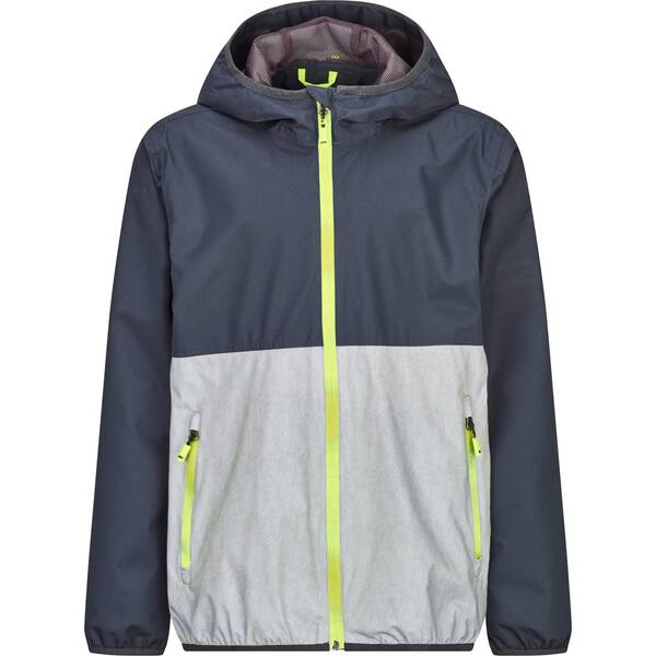 KILLTEC Kinder Funktionsjacke Haigo Colourblock