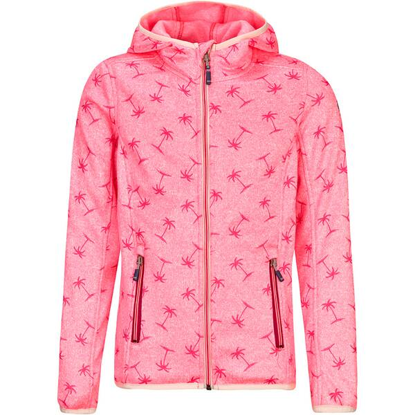 KILLTEC Kinder Fleecejacke Belitha Allover