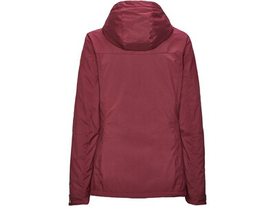 KILLTEC Damen Funktionsjacke Noana Rot