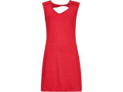 KILLTEC Damen Kleid Carlie Rot
