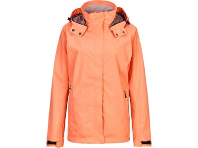 KILLTEC Damen Funktionsjacke Virene Orange