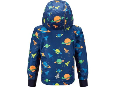 KILLTEC Kinder Funktionsjacke Kapuze Twinkly Blau