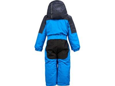 KILLTEC Kinder Skioverall mit Kapuze Viewy Blau