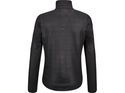 KILLTEC Damen Powerstretchshirt mit Stehkragen und Reißverschluss Tonsina Schwarz
