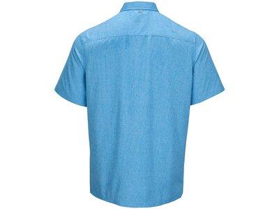 KILLTEC Herren Hemd Havon Checker Blau