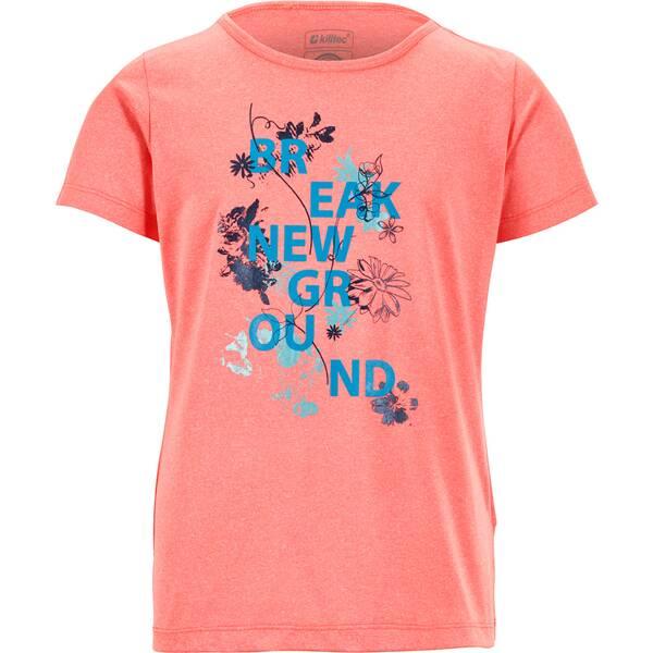 Killtec Mädchen T-Shirt-Rodeny GRLS TSHRT