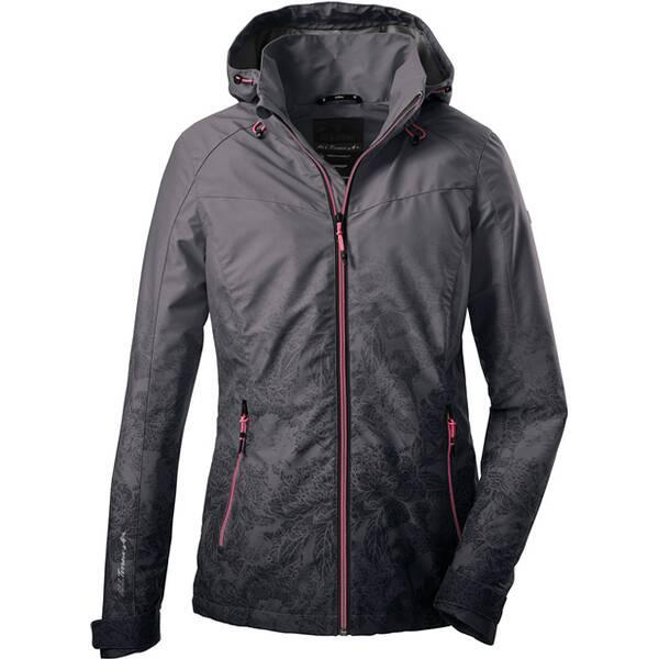 Killtec Damen Softshell Jacke mit abzippbarer Kapuze-Vojak WMN Softshell JCKT C