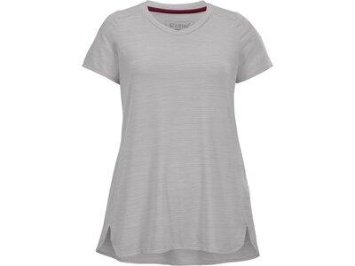 Killtec Damen Funktions T-Shirt-Lilleo WMN TSHRT A Silber