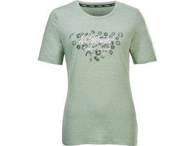 Killtec Damen Funktions T-Shirt-Lilleo WMN TSHRT D Grün