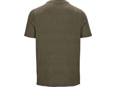 Killtec Funktions T-Shirt-Lilleo MN TSHRT B Braun