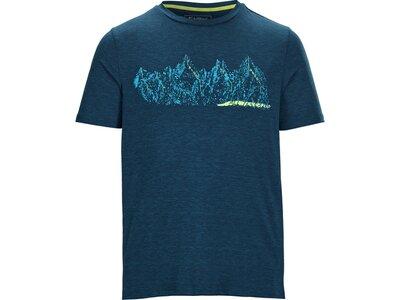 Killtec Funktions T-Shirt-Lilleo MN TSHRT C Blau