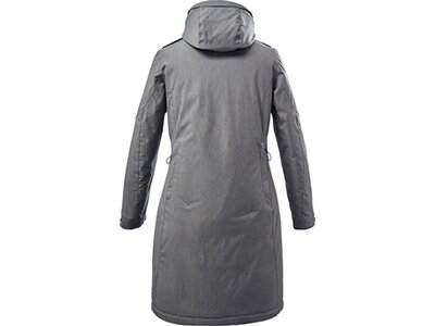KILLTEC Damen Mantel KOW 142 WMN PRK Grau