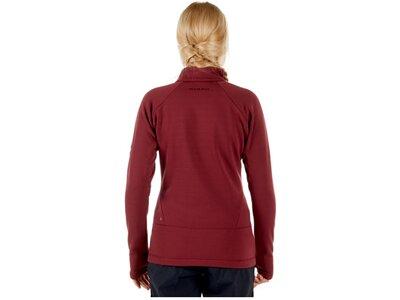 MAMMUT Damen Funktionsjacke Aconcagua Jacket Women Rot
