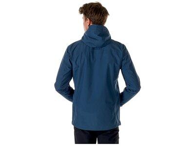 MAMMUT Herren Funktionsjacke Ayako Tour HS Jacket Blau