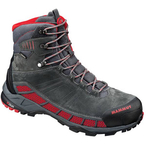 MAMMUT Herren Trekkingstiefel Comfort Guide High GTX® SURROUND