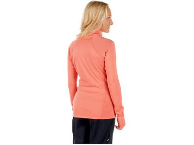 MAMMUT Damen Unterjacke Runbold Light ML Orange