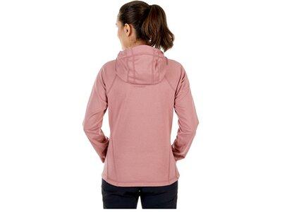 MAMMUT Damen Alpinjacke Runbold ML Hooded Jacket Pink