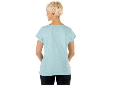 MAMMUT Damen T-Shirt Togira Blau