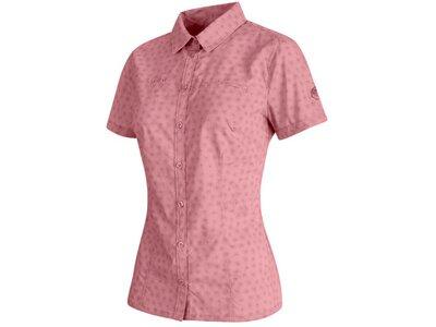 MAMMUT Damen Hemd Trovat Advanced Shirt Pink