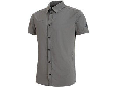 MAMMUT Herren Shirt Trovat Light Grau