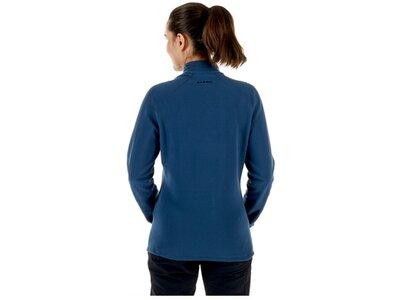 MAMMUT Damen Unterjacke Yampa ML Jacket Women Blau