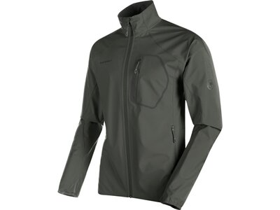 MAMMUT Herren Softshelljacke Ultimate Light Jacket Men Grau
