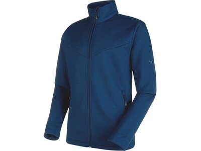 MAMMUT Herren Pullover Andalo ML Jacket Men Blau