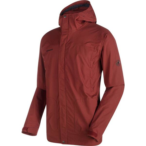 MAMMUT Herren Funktionsjacke Trovat Guide SO Hooded