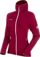 MAMMUT Damen Skijacke Botnica Light ML Hooded Jacket