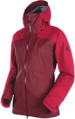 MAMMUT Damen Funktionsjacke Luina Tour HS Hooded Jacket Women