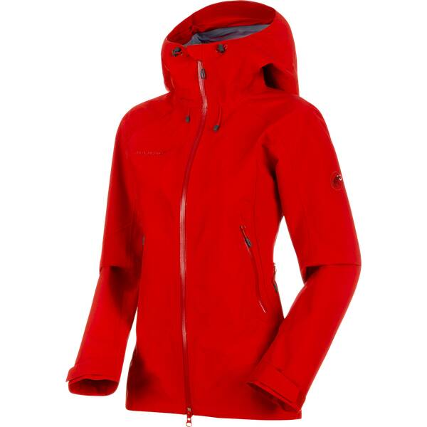 MAMMUT Damen Jacke Ridge HS Hooded