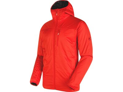 MAMMUT Herren Outdoorjacke Runbold Advanced IN Hooded Rot