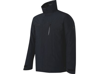 MAMMUT Herren Funktionsjacke Trovat Advanced 2 in 1 HS Jacket Men Schwarz
