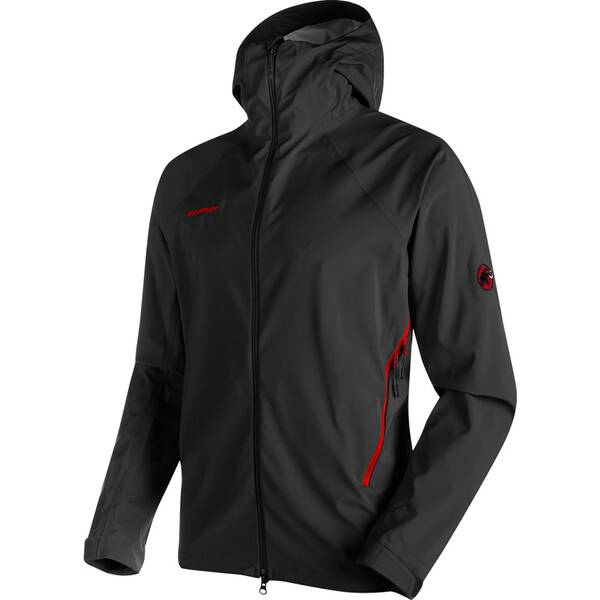 MAMMUT Herren Funktionsjacke Ultimate Alpine SO Hooded