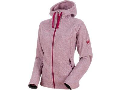 MAMMUT Damen Wanderjacke Yampa Advanced ML Hooded Jacket Pink