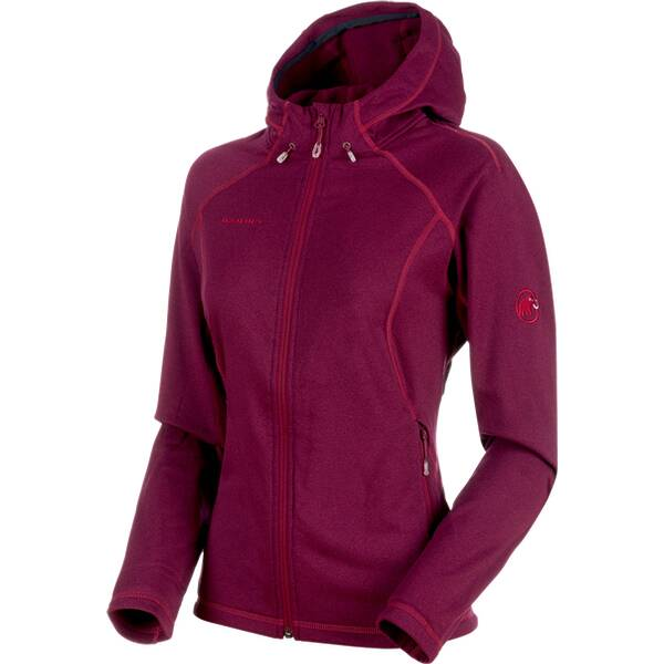 MAMMUT Damen Alpinjacke Runbold ML Hooded Jacket