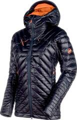MAMMUT Damen Alpinjacke Eigerjoch Advanced IN Hooded Jacket